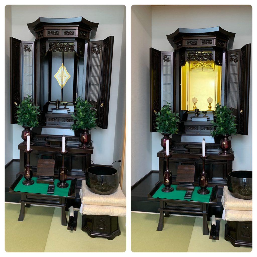 創価学会会館用大型厨子仏壇